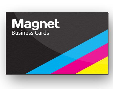 Promotion Printing Magnetic Business Card Sticker