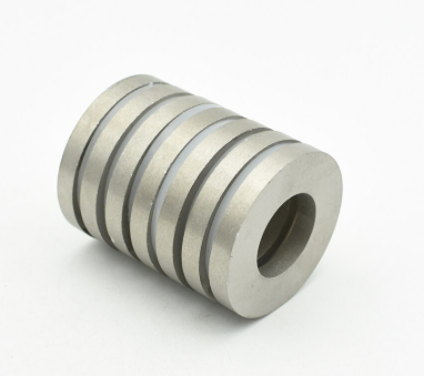 permanent SmCo ring magnet for motor