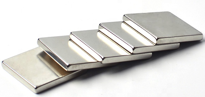 Neodymium (rare earth) NdFeB block magnets