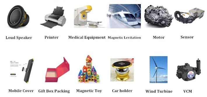 neodymium magnets for industrial use