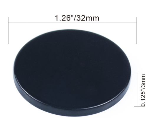 Black Epoxy Magnets Wholesale