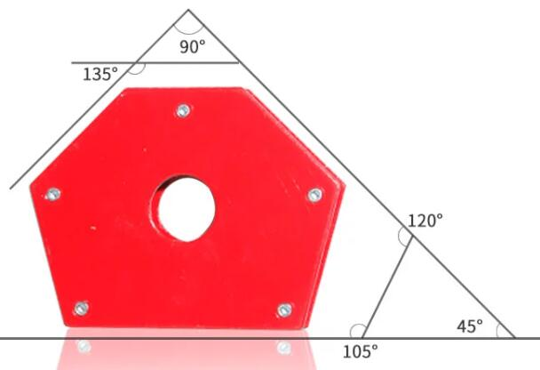 Multi-Angle Welding Angle Magnet for sale