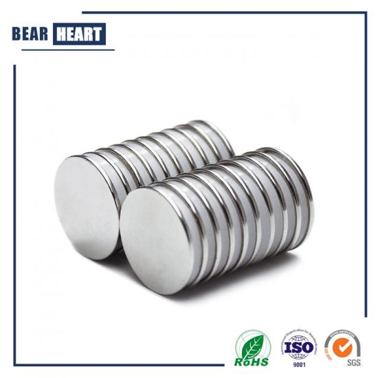 Rare Earth Neodymium Disc Magnets