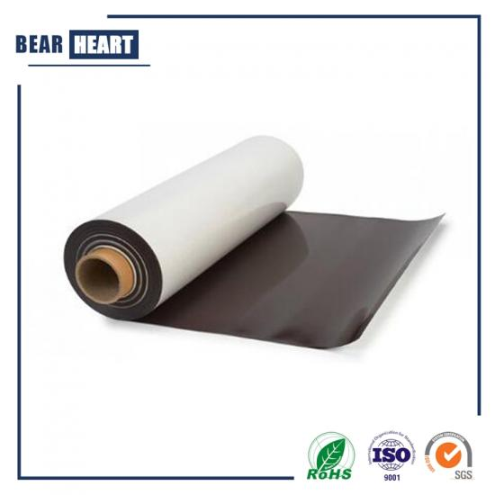 Flexible Rubber Magnetic Sheets