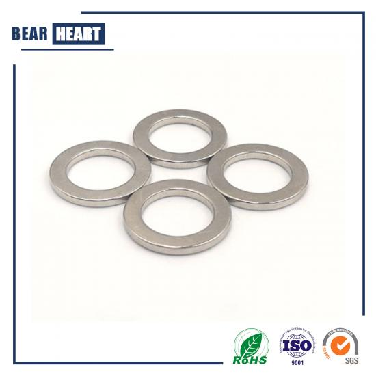 Nickel Plating NdFeB Ring Magnets