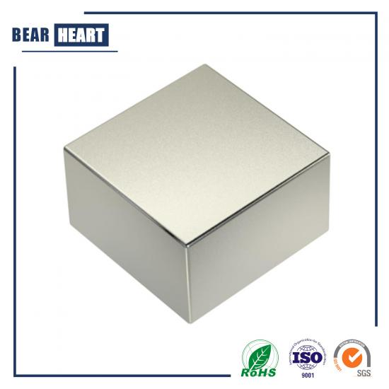 Block Magnet Neodymium for Magnetic Separator