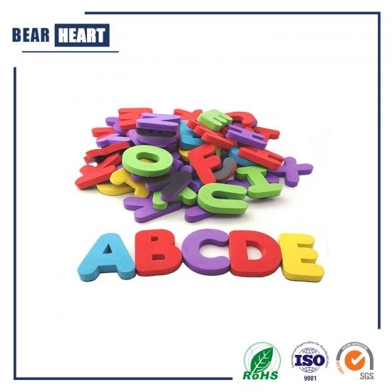 Custom Magnetic Alphabet Letters