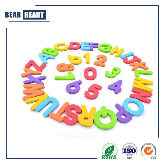 Customized magnets magnetic alphabet letters