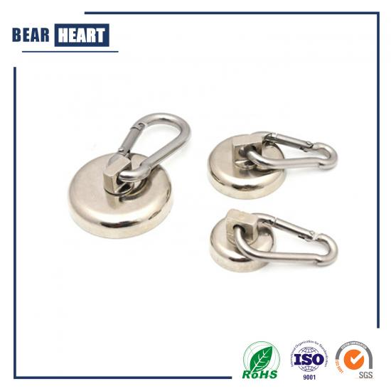 Strong Neodymium Magnetic Climbing Hook