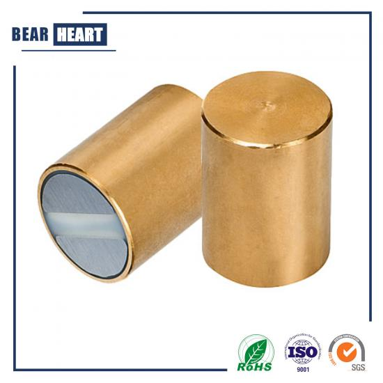 SmCo Cylindrical Pot brass body