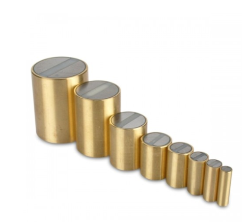 Cylindrical pot magnets SmCo